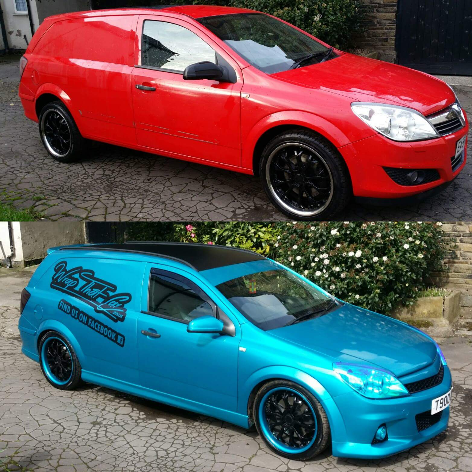 Vehicle Wrapping Stockport